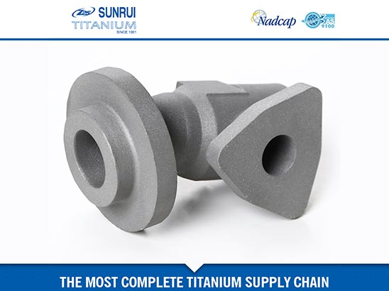 Titanium Investment (precision) Casting 19