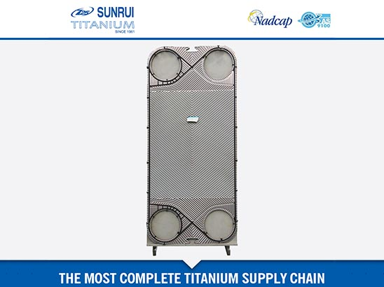 Titanium Heat Exchanger 69